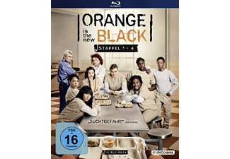 Orange is the new Black - Staffel 1-4 Blu-ray