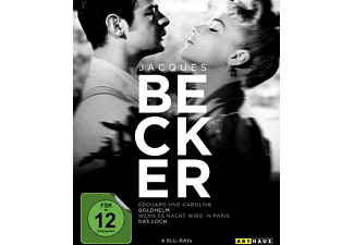 Jacques Becker Edition Blu-ray