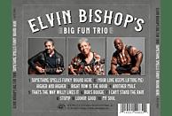 Elvin Bishop's Big Fun Trio - SOMETHING SMELLS FUNKY ROUND HERE [CD]
