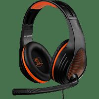NORDIC GAME SUPPLY X-Storm Universal Gaming Headset Schwarz/Orange