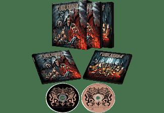 Powerwolf - The Sacrament Of Sin (Exklusive Limited 2CD Mediabook + kostenloses Medallion)  - (CD + Buch)