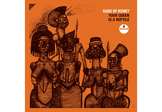 Sons of Kemet - Your Queen Is A Reptile (Vinyl LP (nagylemez))