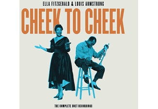 Ella Fitzgerald & Louis Armstrong - Cheek To Cheek (CD)