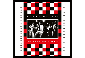 The Rolling Stones, Muddy Waters - Live At The Checkerboard Lounge (CD)