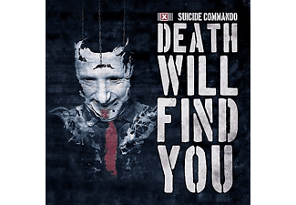 Suicide Commando - Death Will Find You (CD)