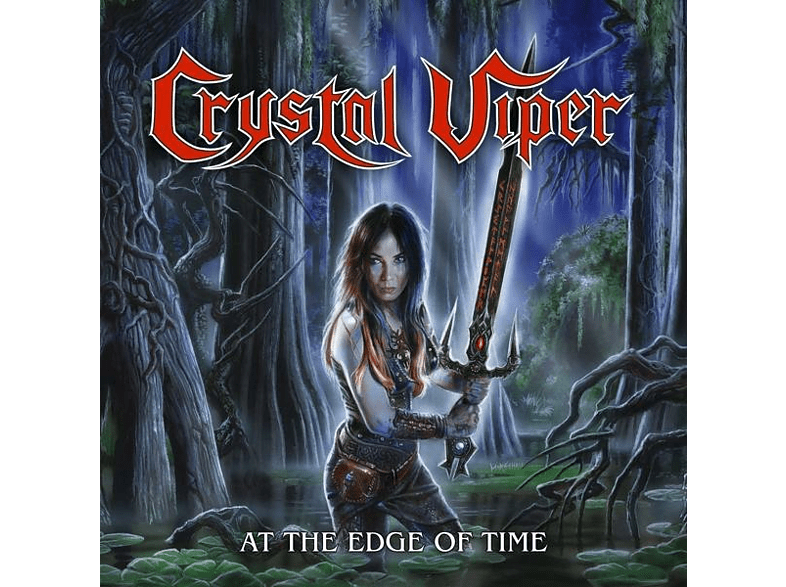 """Crystal Viper - At The Edge Of Time (10"""" Crystal Clear Vinyl) [Vinyl]"""