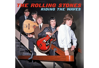 The Rolling Stones - Riding The Waves - (CD)