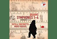 Tapiola Sinfonietta - Sinfonien 1-4,Serenades 1 & 2 [CD]