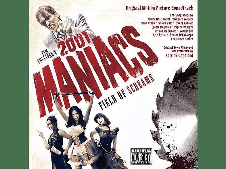 OST/VARIOUS - 2001 Maniacs: Field Of Screams (Original Motion P) [CD]