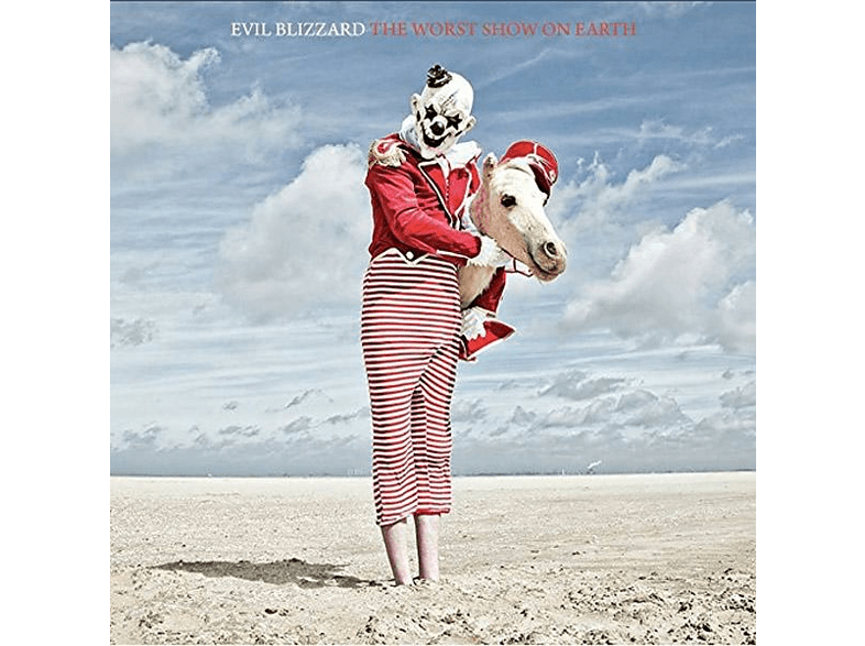 Evil Blizzard - The Worst Show On Earth [CD]