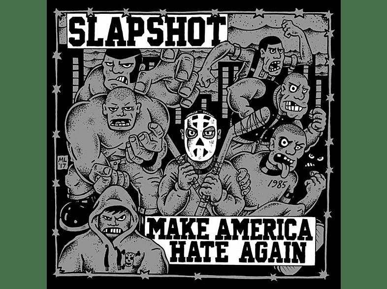 Slapshot - Make America Hate Again (LTD Coloured Vinyl) [Vinyl]