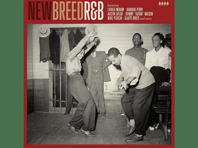 VARIOUS - New Breed R&B (Vinyl) [Vinyl]