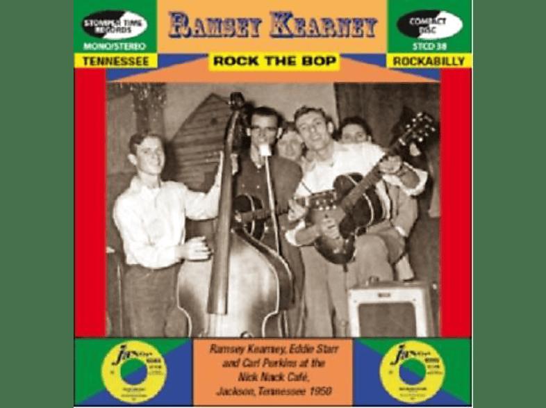 Ramsey Kearney - Rock The Bop-Tennessee Rockabilly [CD]