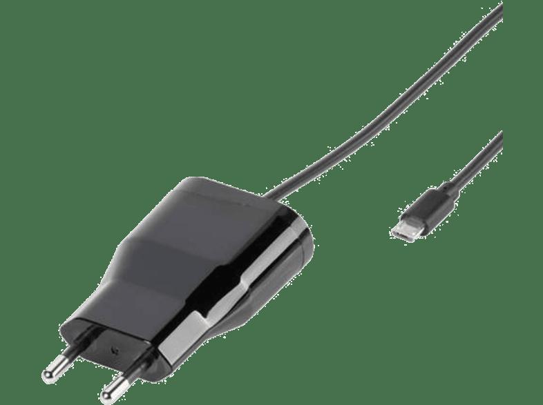 VIVANCO Micro USB Laddare Universell 1A