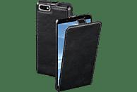 HAMA Smart Case , Flip Cover, Huawei, Y5 (2018), Leder (Obermaterial), Schwarz