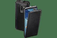 HAMA Smart Case , Flip Cover, Samsung, Galaxy A6+ (2018), Leder (Obermaterial), Schwarz