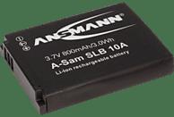 ANSMANN 5044553 A-SAM SLB 10 A Akku  , Li-Ion, 3.7 Volt, 800 mAh
