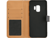 V-DESIGN BV 390 , Bookcover, Samsung, Galaxy S9, Schwarz