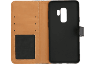 V-DESIGN BV 395 , Bookcover, Samsung, Galaxy S9+, Schwarz
