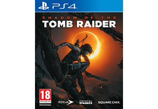 Shadow of the Tomb Raider NL/FR PS4