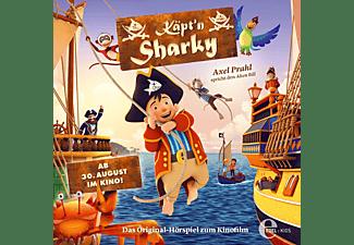 Käpt'n Sharky - Das Original Hörspiel z.Kinofilm  - (CD)