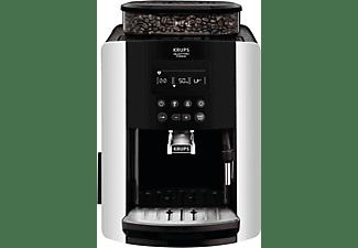 KRUPS Espressovollautomat Arabica Display EA 8178 in Silber