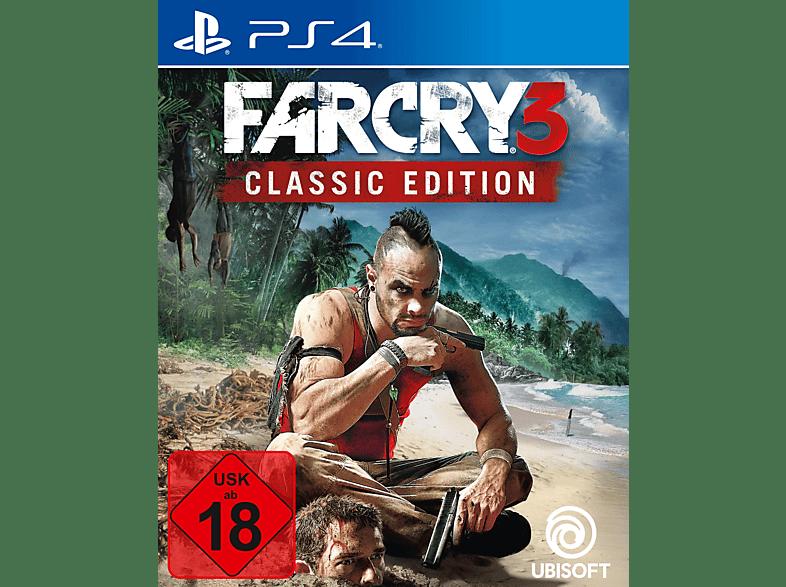 Far Cry 3 - Classic Edition [PlayStation 4]