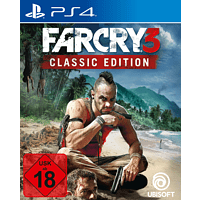 Far Cry 3 - Classic Edition [PlayStation 4]