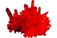 KOSMOS Kristall-Gigant Experimentierkasten, Mehrfarbig