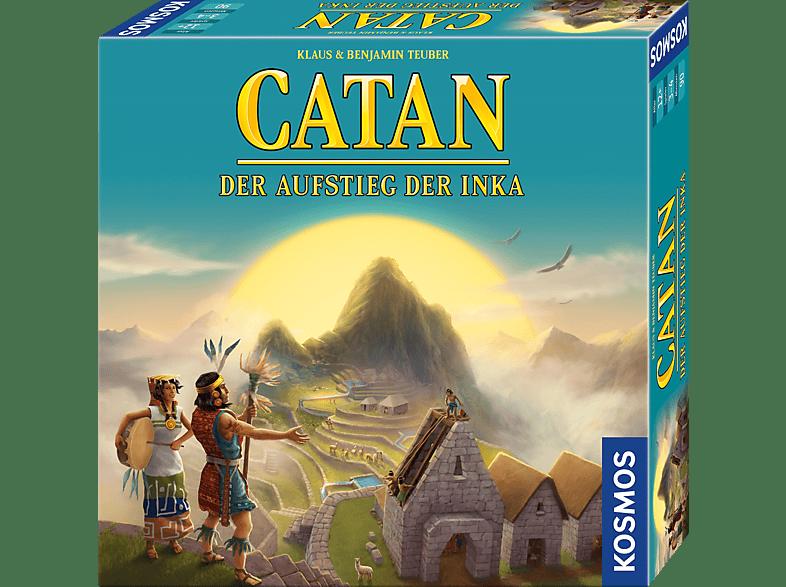 KOSMOS Catan - Der Aufstieg der Inka Familienspiel