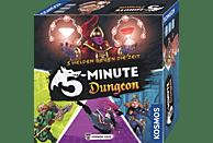 KOSMOS 692889 5-Minute Dungeon Realtime-Spiel, Mehrfarbig