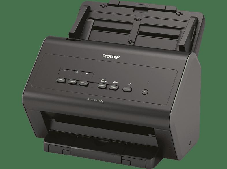 BROTHER ADS-2400N Desktop Netzwerkscanner
