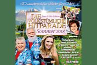 VARIOUS - Die volkstümliche Hitparade Sommer 2018 [CD]