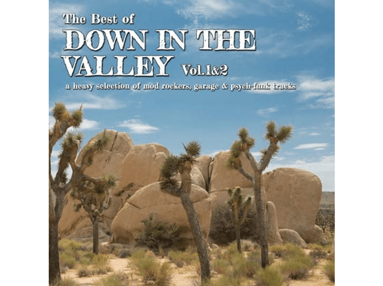 VARIOUS - Best Of Down In The Valley Vol.1 & 2 [CD]