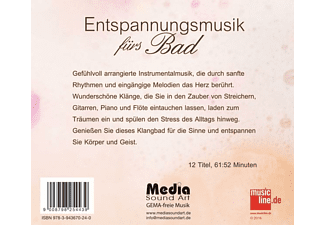 Wellness Pur - Entspannungsmusik fürs Bad  - (CD)