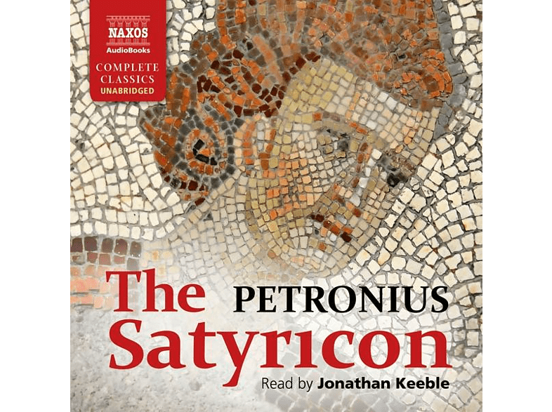 Jonathan Keeble - The Satyricon - (CD)
