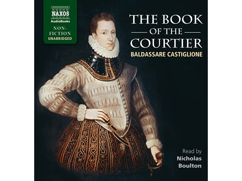 Nicholas Boulton - The Book of the Courtier - (CD)