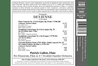 Gallois,Patrick/Flemström,Per/Swedish Chamber - Flötenkonzert 13 [CD]