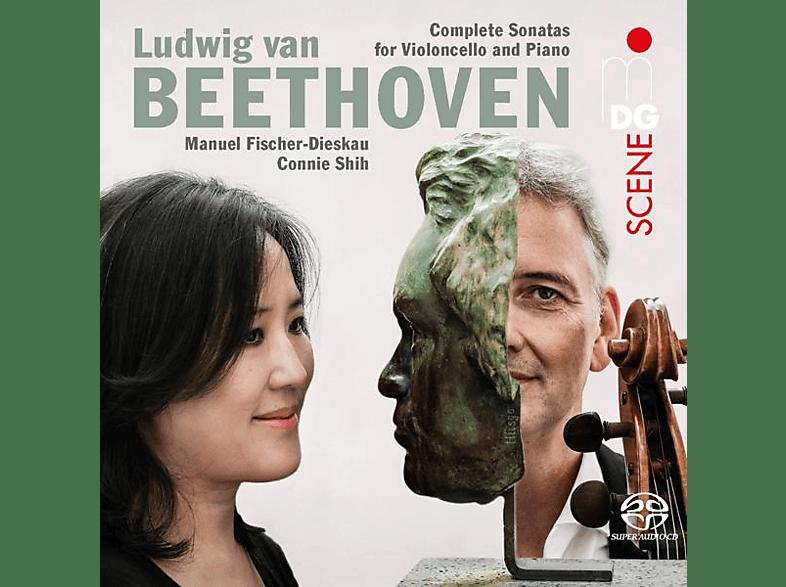 Fischer-Dieskau,Manuel/Shih,Co - Sämtliche Cellosonaten [SACD Hybrid]