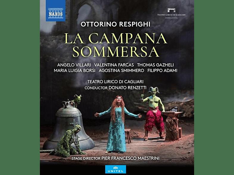 Renizetti/Villari/Fa - La Campana Sommersa [Blu-ray]