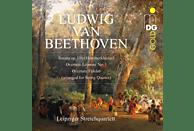 Leipziger Streichquartett - Sonate op.106/Ouvertüre Leonore+Fidelio [CD]