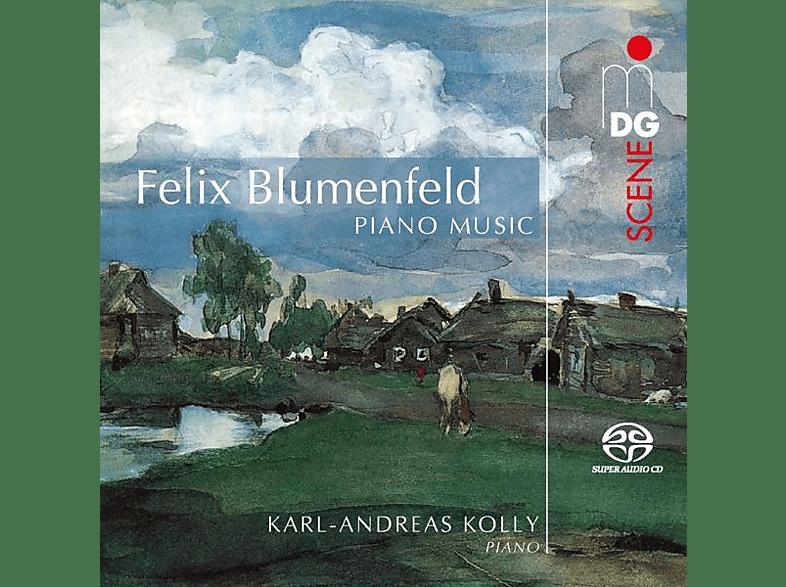 Karl-Andreas Kolly - Klavierwerke [SACD Hybrid]
