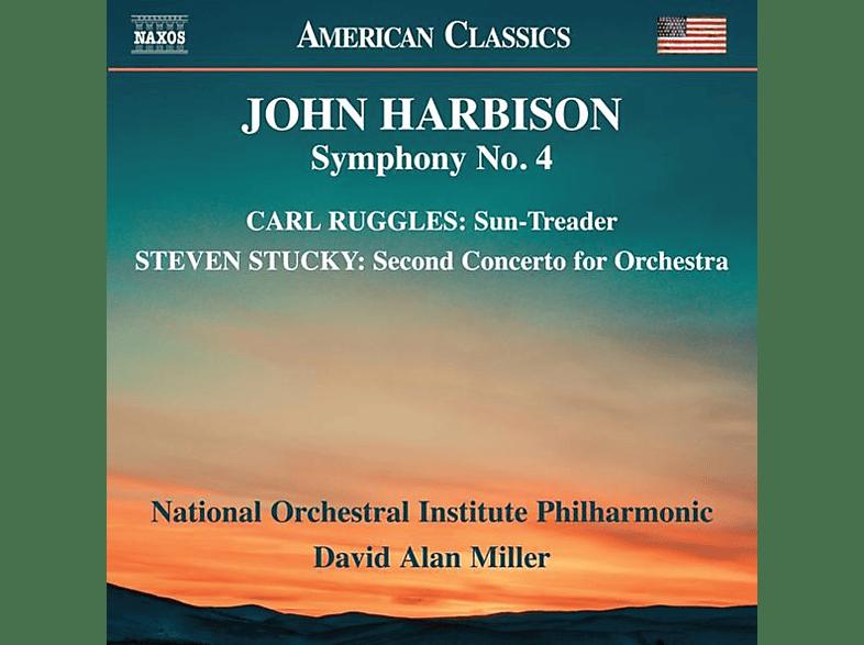 John Harbison, Philharmonic National Orchestral Institute, David Alan Miller - Orchesterwerke [CD]