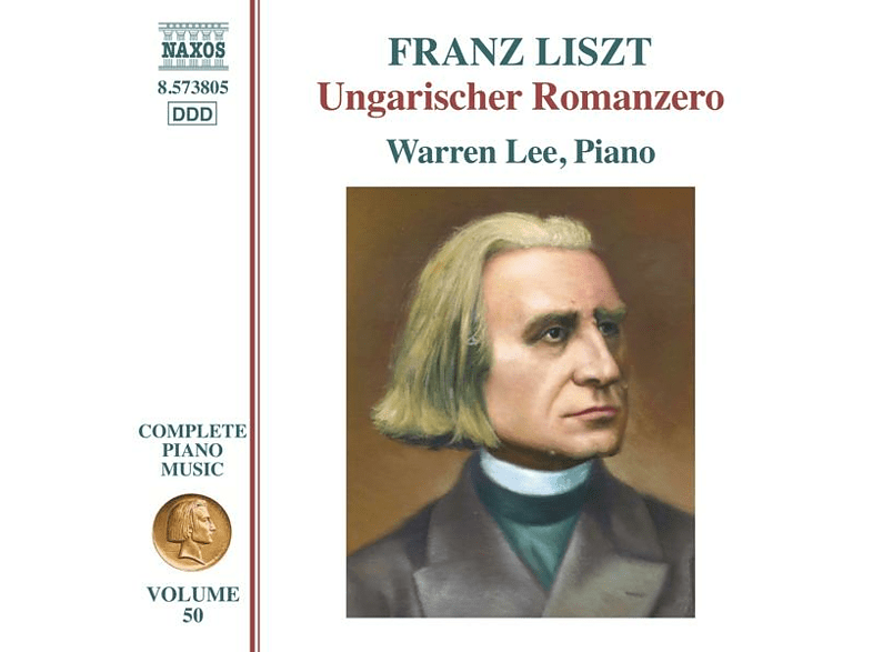 Warren Lee - Klaviermusik [CD]