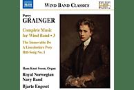 Bjarte Engeset, Royal Norwegian Navy Band - Sämtliche Werke für Blasorchester Vol.3 [CD]