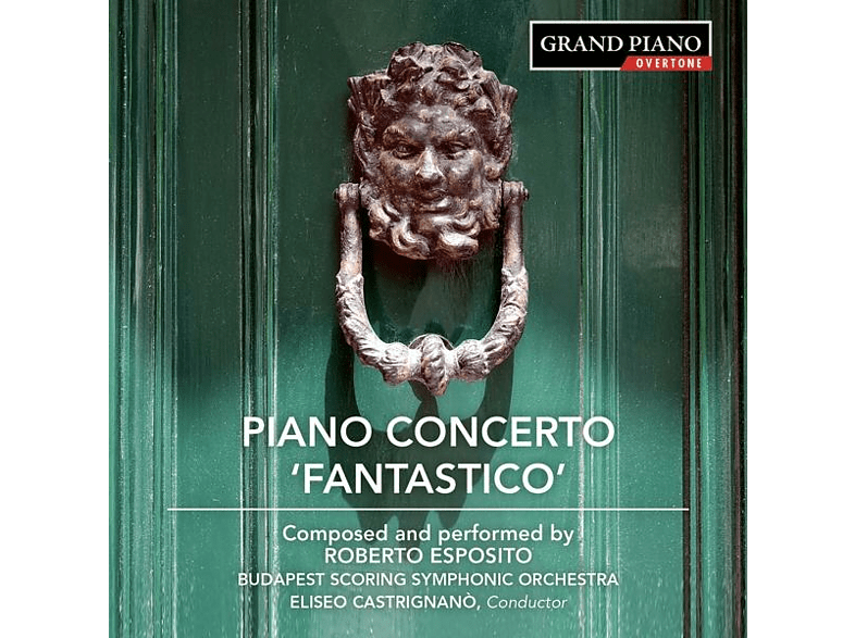 Esposito/Castrignano/Budapest Scoring SO - Klavierkonzert 'Fantastico' [CD]