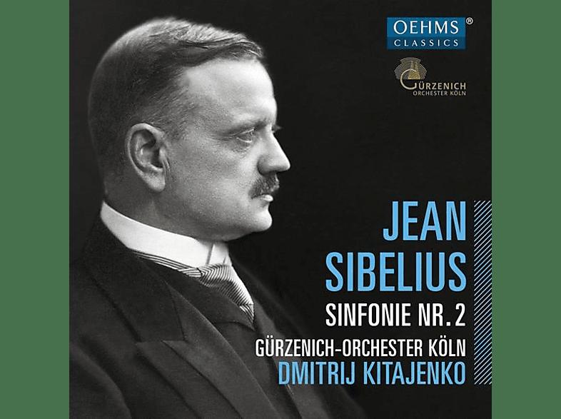 Dmitrij Kitajenko, Gürzenich-orchester Köln - Sinfonie 2 [CD]