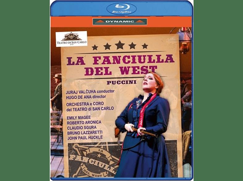 VARIOUS - La Fanciulla del West [Blu-ray]