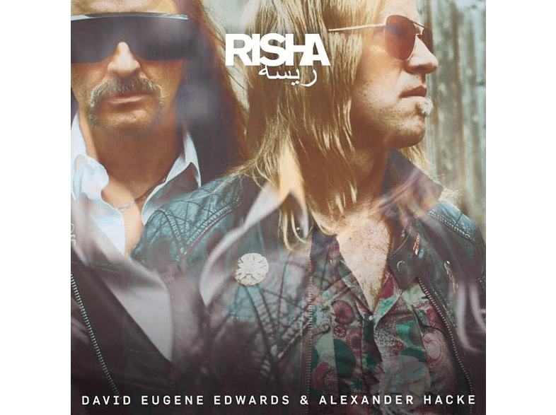 David Eugene & Alexander Hacke Edwards - Risha (Coloured Vinyl) [LP + Download]