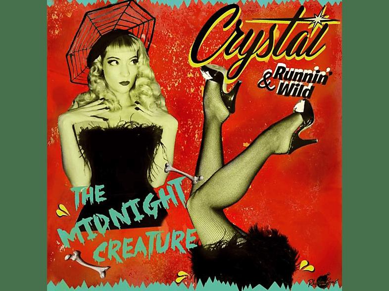 Crystal/Runnin' Wild - The Midnight Creature [CD]